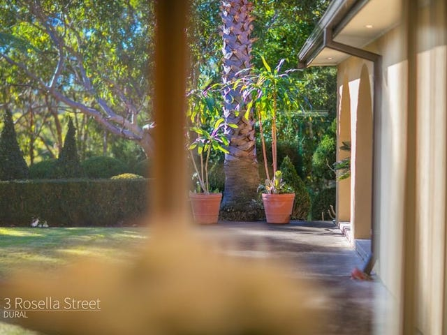 3 Rosella Street, Dural, NSW 2158