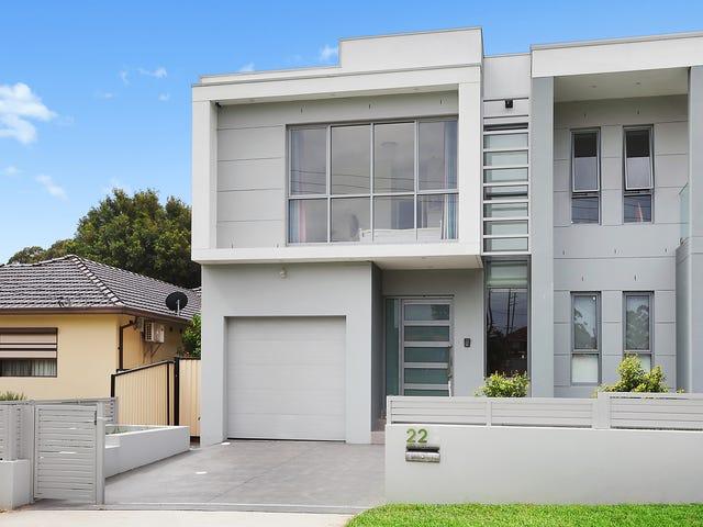 22 Lyle Avenue, Hurstville, NSW 2220