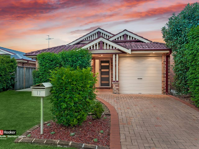 12 Cycas Place, Stanhope Gardens, NSW 2768