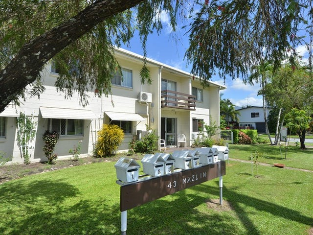 Unit 8/43 Mazlin Street, Edge Hill, Qld 4870