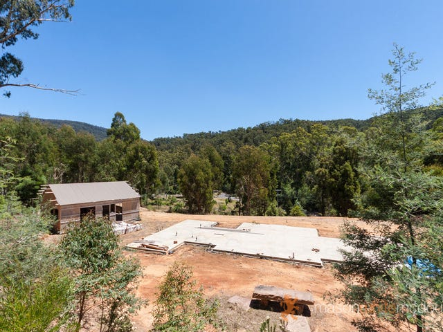 135 Silver Creek Road, Flowerdale, Vic 3717