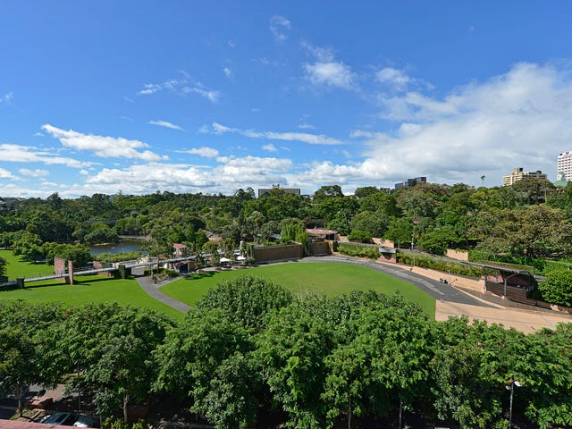 3098/3 Parkland Boulevard, Brisbane City, Qld 4000