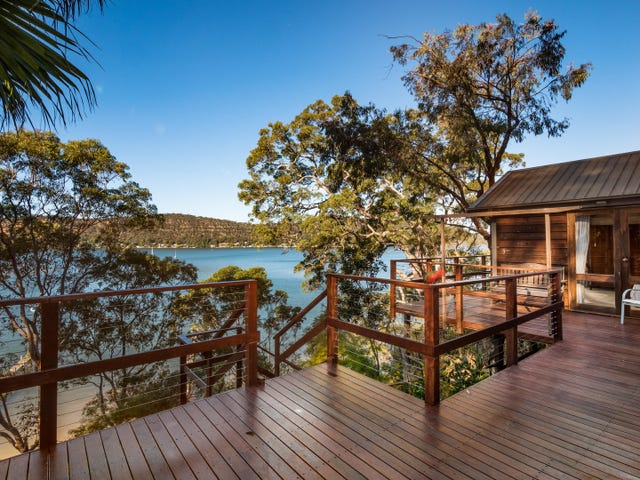 134 Riverview Avenue, Dangar Island, NSW 2083