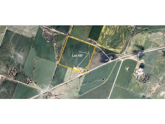 Lot 187 - 3835 Sturt Highway, Truro, SA 5356