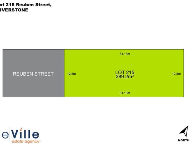 Lot 215, Reuben Street, Riverstone, NSW 2765
