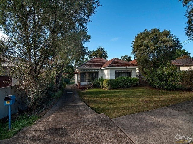 43 Victoria Street, Revesby, NSW 2212