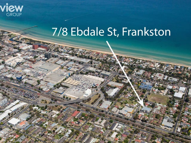 7/8 Ebdale Street, Frankston, Vic 3199