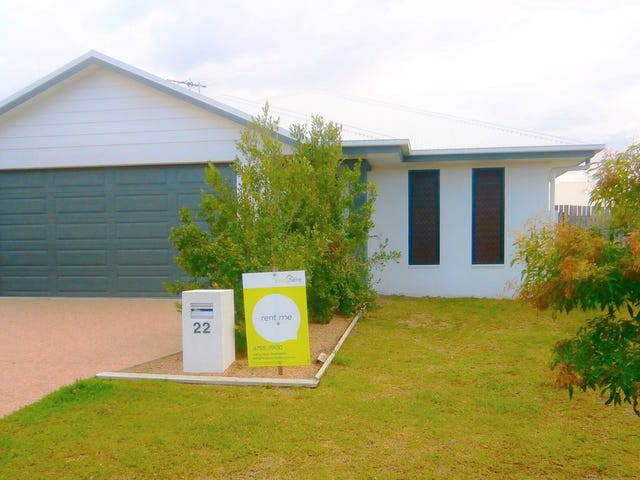 22 CHERWELL AVENUE, Bohle Plains, Qld 4817