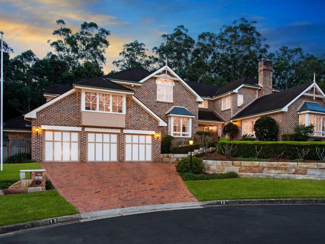 12 Corella Court, West Pennant Hills, NSW 2125