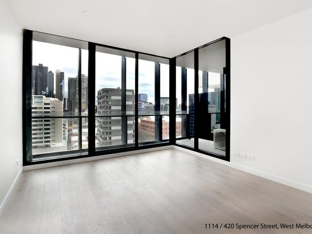 1114/420 Spencer Street, West Melbourne, Vic 3003