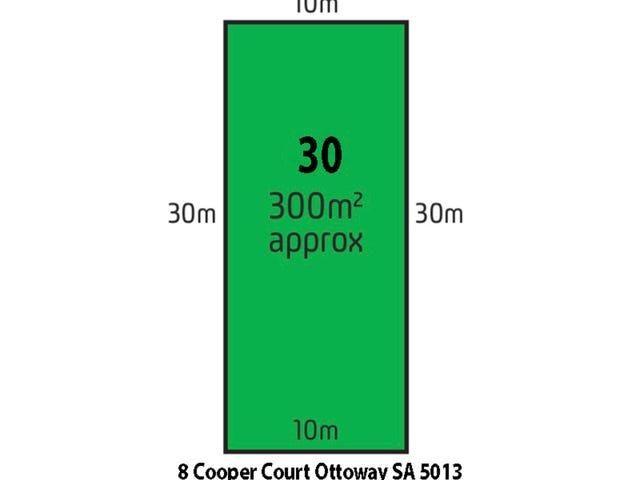 Lot 30/8 Cooper Court, Ottoway, SA 5013