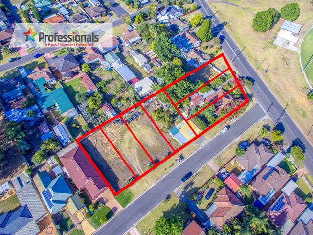 Lot 1,2,3,57,58,59,60, 47 Pages Road, St Marys, NSW 2760