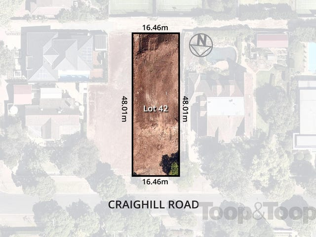 Lot 42, 10 Craighill Road, St Georges, SA 5064
