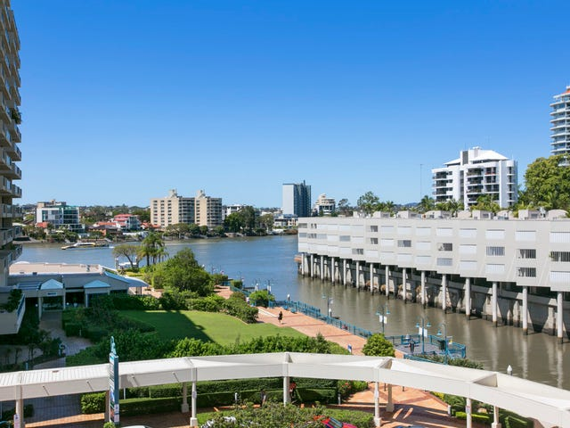 416/36 Prospect Street, Kangaroo Point, Qld 4169