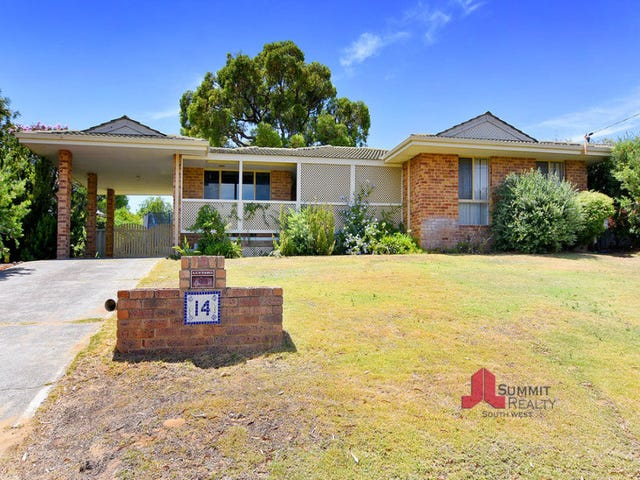 14 Birch Way, Australind, WA 6233