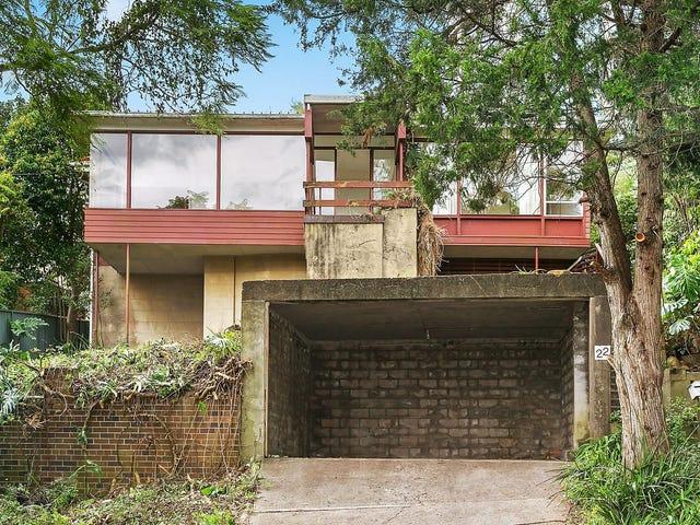 22 Bellevue Avenue, Greenwich, NSW 2065