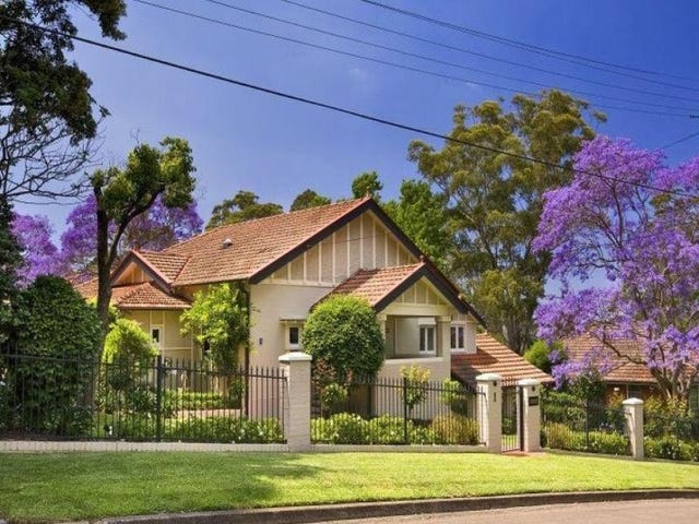 1 Macquarie Road, Pymble, NSW 2073