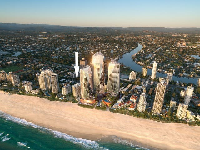 15C & 15D/50 Old Burleigh Road, Surfers Paradise, Qld 4217
