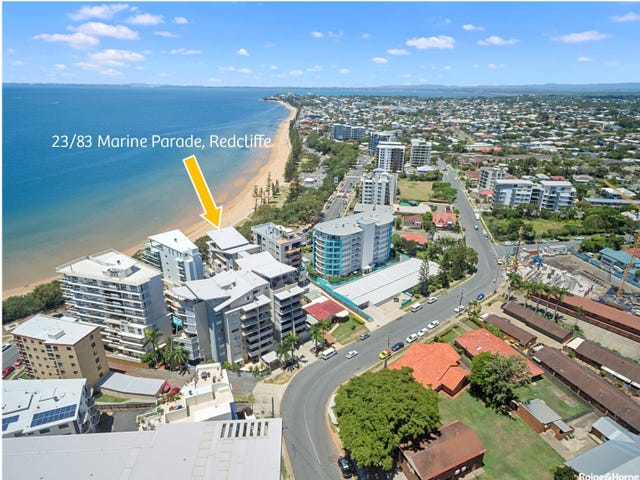 23/83 Marine Parade, Redcliffe, Qld 4020