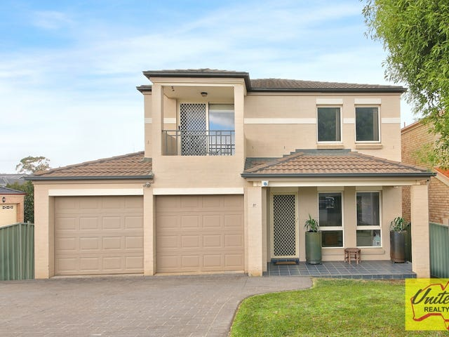 11 Gerarda Place, West Hoxton, NSW 2171