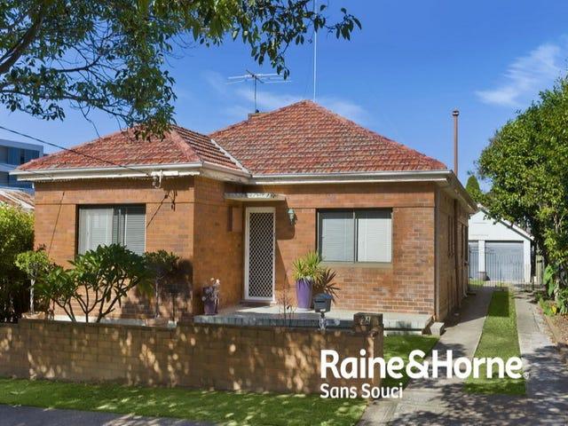 2A Broughton Street, Sans Souci, NSW 2219
