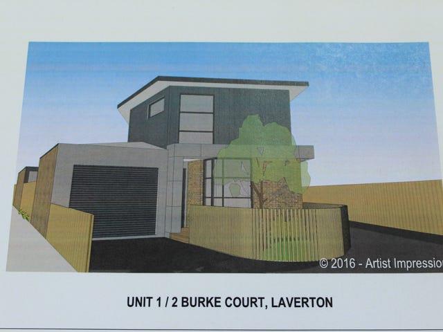 1/2 Burke Court, Laverton, Vic 3028