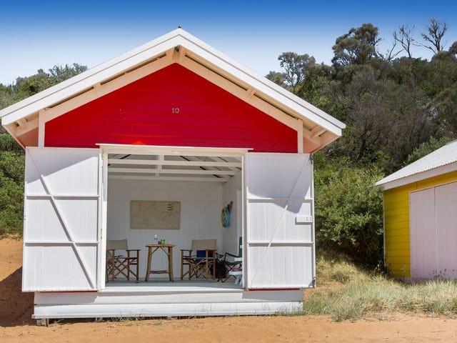 Beach Box 10 Ranelagh Beach, Mount Eliza, Vic 3930