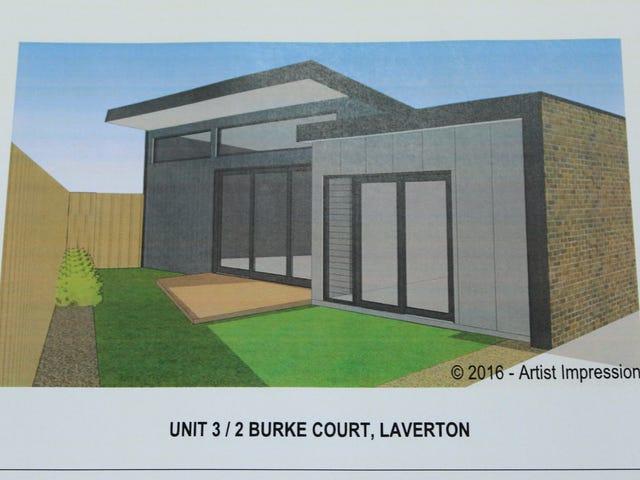 3/2 Burke Court, Laverton, Vic 3028