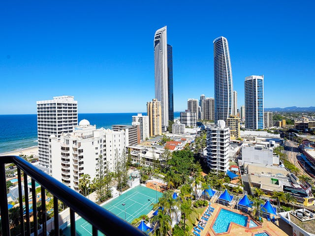 1510/3197 Mantra on View Surfers Paradise Boulevard, Surfers Paradise, Qld 4217