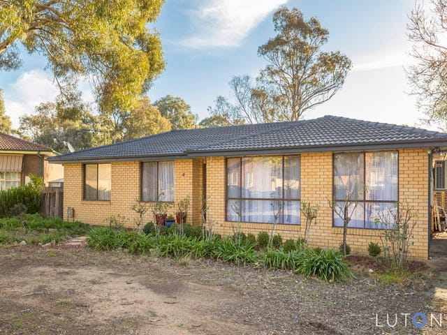 4 Peppin Place, Charnwood, ACT 2615
