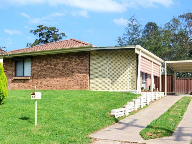33 Panorama Crescent, Freemans Reach, NSW 2756