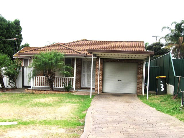 3 Owl Place, Green Valley, NSW 2168