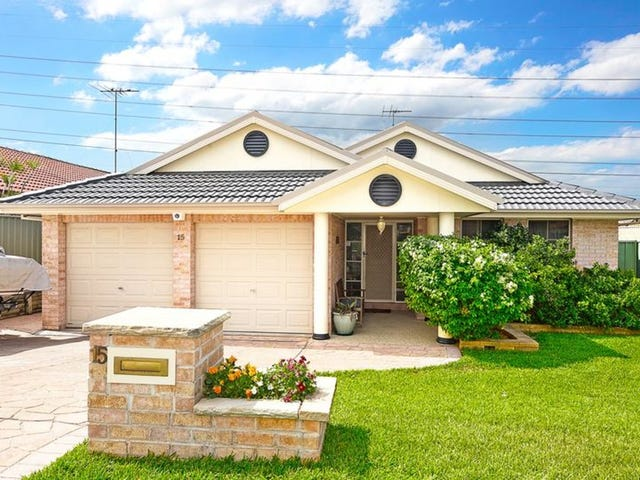 15 Kookaburra Crescent, Glenmore Park, NSW 2745