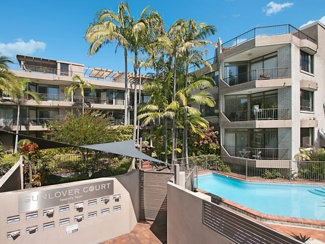 8/24 Second Avenue, Broadbeach, Qld 4218