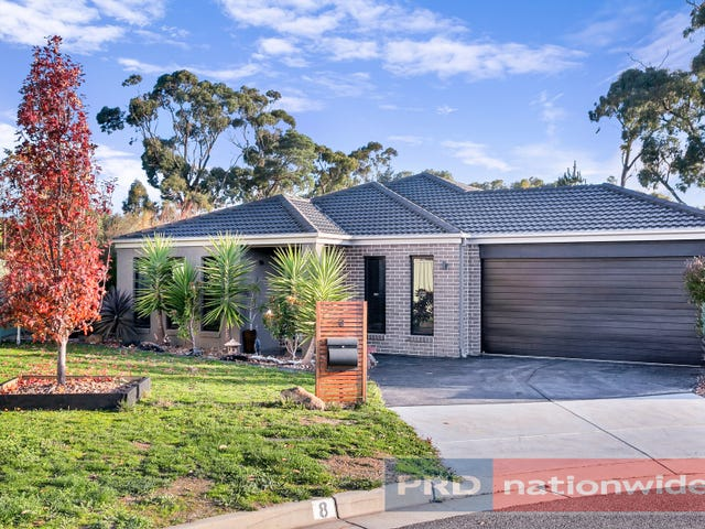 8 Rattray Court, Canadian, Vic 3350