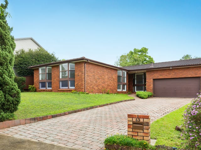 63 Pringle Avenue, Belrose, NSW 2085