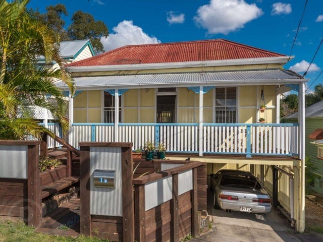 18 Argyle Street, Red Hill, Qld 4059