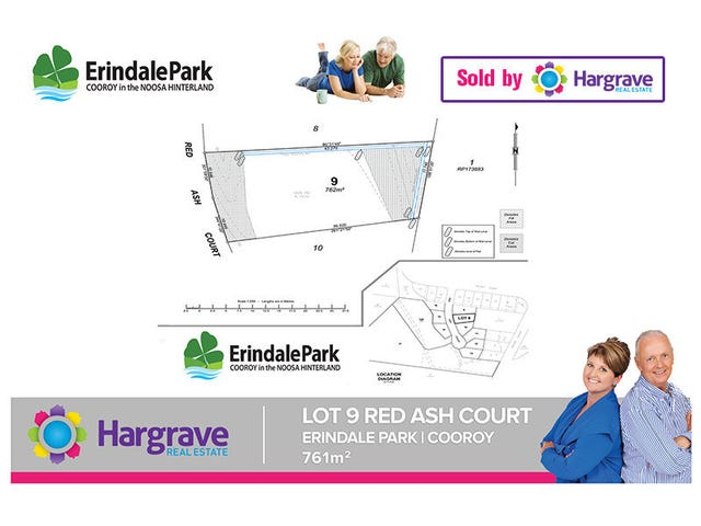 Lot 9 Red Ash Court - Erindale Park, Cooroy, Qld 4563