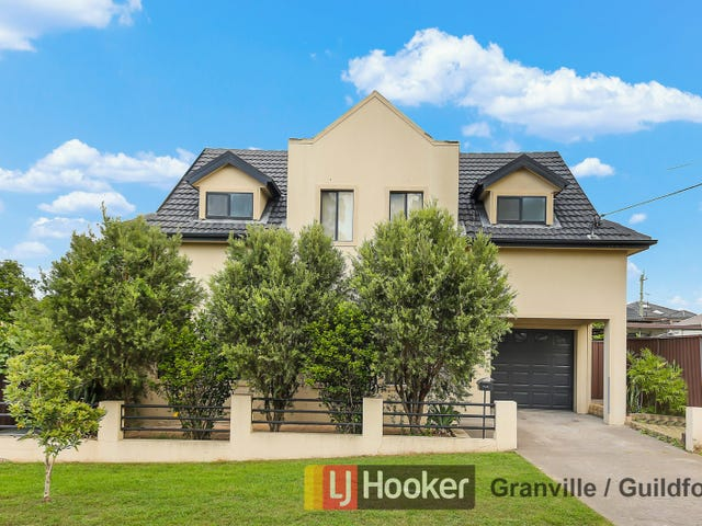 40 Brunswick Street, Granville, NSW 2142
