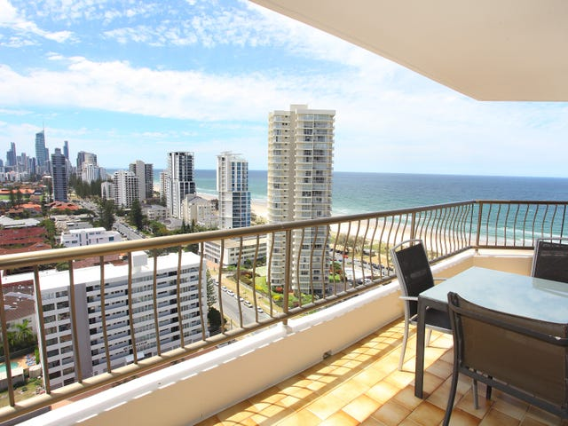 18C 'Beach Haven' 1 Albert Avenue, Broadbeach, Qld 4218