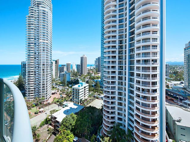 1417 &1418/25 Laycock Street, Surfers Paradise, Qld 4217