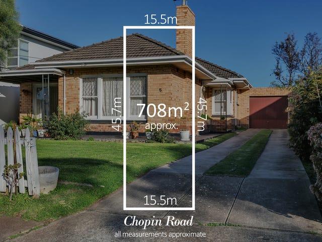5 Chopin Road, Somerton Park, SA 5044