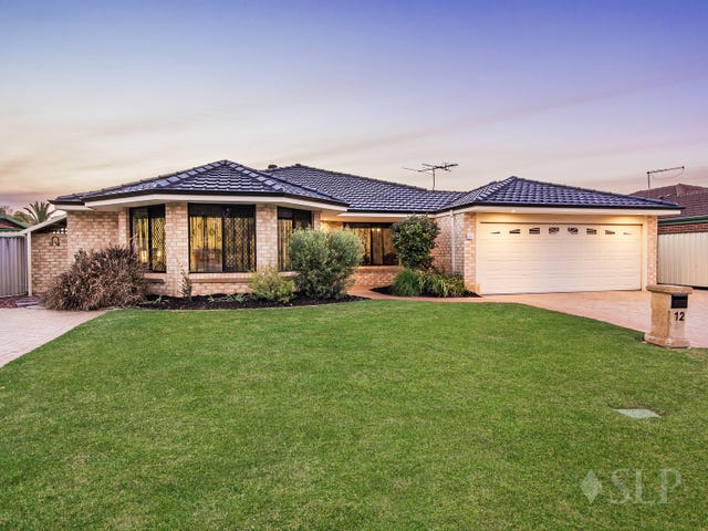 12 Rothesay Court, Cooloongup, WA 6168