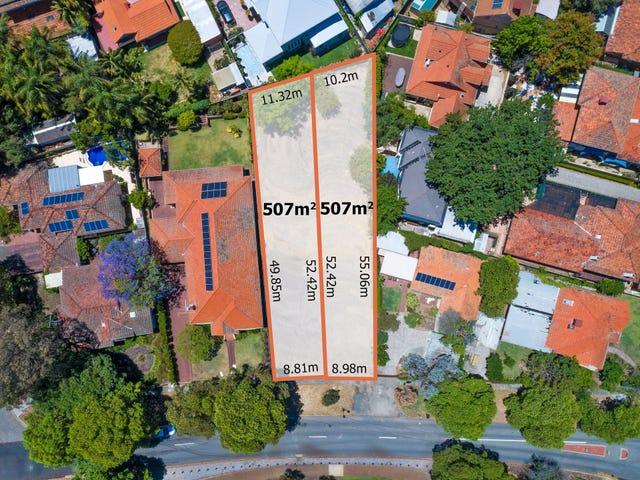 12 Cunningham Terrace, Daglish, WA 6008