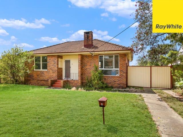 2 Bernadotte Street, Riverwood, NSW 2210