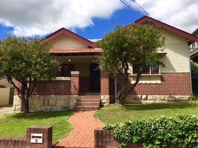 4 Bega Road, Northbridge, NSW 2063