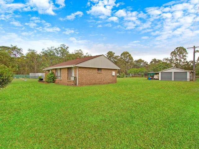 154 East Wilchard Road, Castlereagh, NSW 2749