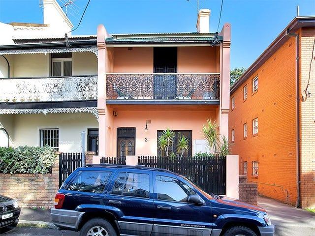 2 Hegarty Street, Glebe, NSW 2037