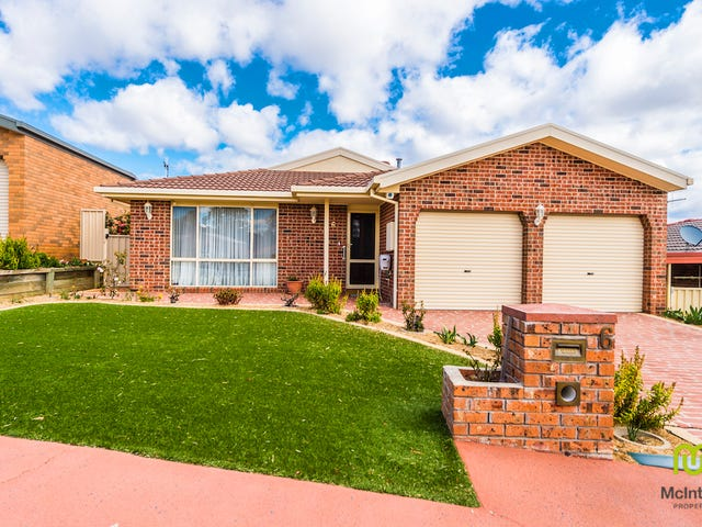 6 Dent Place, Conder, ACT 2906