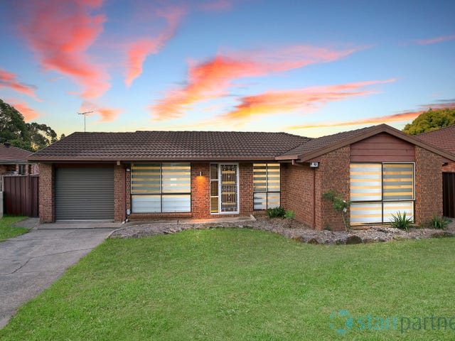 22 Maidos Pl, Quakers Hill, NSW 2763
